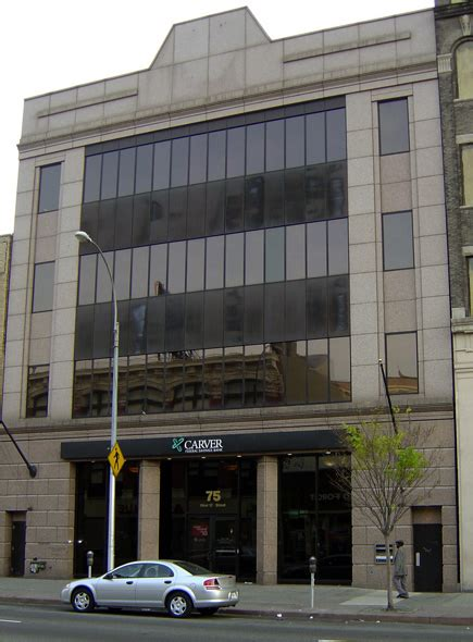 carver bank carver bank at 75 west 125th was formed in 1949 and