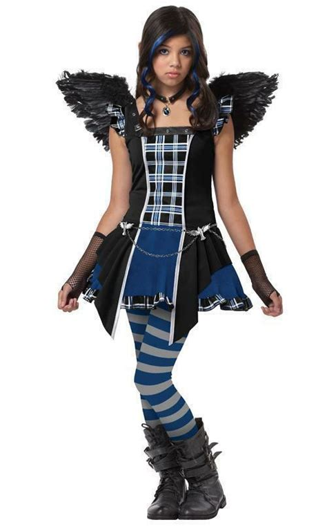 monster high strangeling raven tween halloween costume ebay