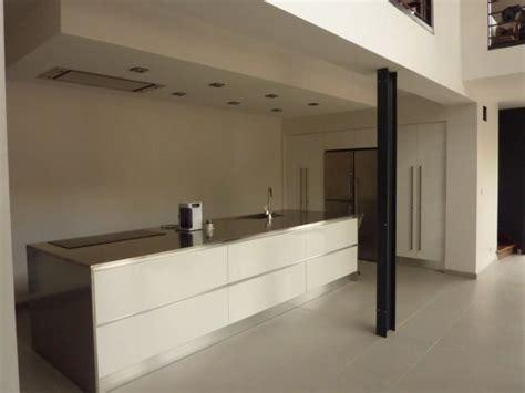poign馥 de cuisine design cuisine sigma esprit loft avec grand 238 lot l p n s