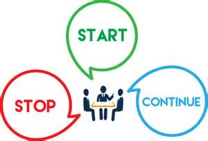 stop start continue your way to success in 2016 plus