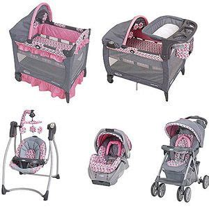 graco ally collection baby gear bundle like only the playpen and perhaps the swing