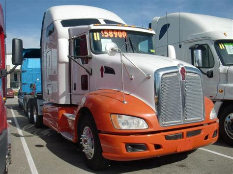 kenworth t660 for sale 2011 kenworth t660 cars for sale