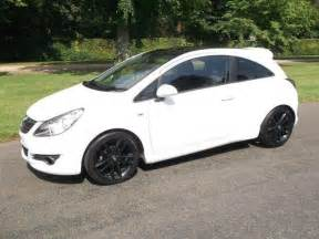 Opel Corsa White Car Picker White Vauxhall Corsa