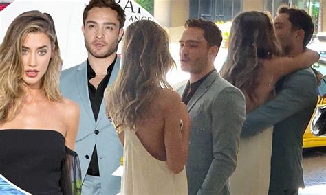 ed westwick tattoos ed westwick gives serfaty a in la