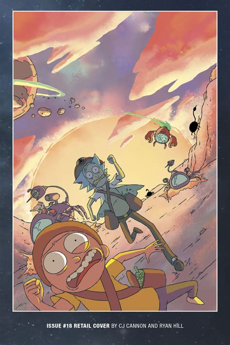 rick and morty hardcover book 2 rich and morty book 2 preview comics news