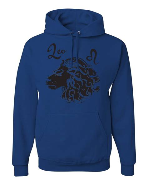 Hoodie Valor Leo Cloth 4 leo horoscope birthday gifts zodiac sign astrology graphic