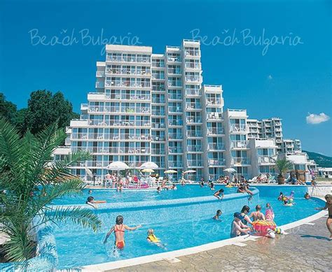 Elitsa hotel in albena online booking prices and reviews beachbulgaria com