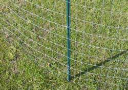 Handrail Netting Knock In Posts U Channel Fence Black Amp Green Posts