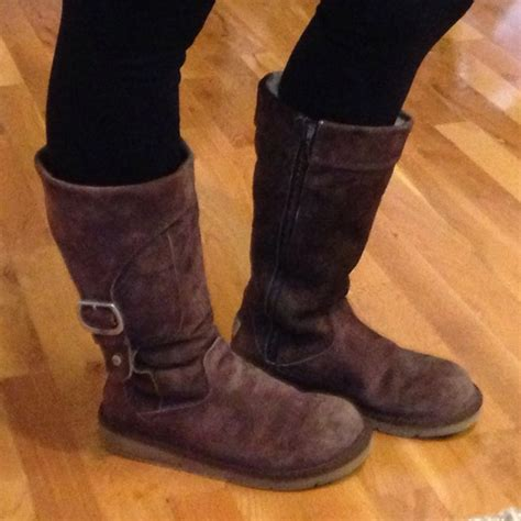 boots with pockets 84 ugg boots ugg boots with side buckle and