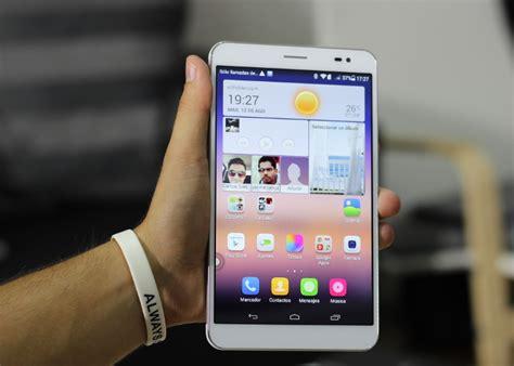Tablet Huawei Mediapad X1 huawei mediapad x1 analizamos la tablet compacta de gama alta de huawei