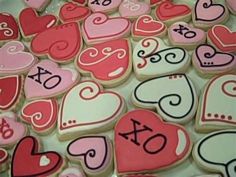 valentines decorated cookies one sweet treat 187 cookies