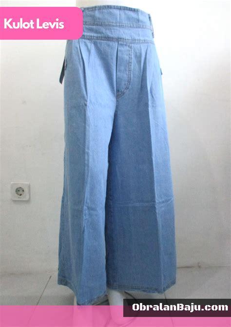 Harga Baju Levis celana kulot levis obralanbaju obral baju pakaian