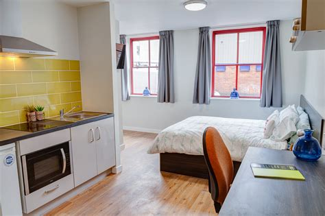 2 bedroom student accommodation nottingham avalon court fortis student living student halls