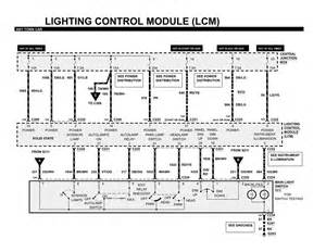 2005 Lincoln Town Car Lighting Module Repair Guides Lighting Systems 2001 Lighting