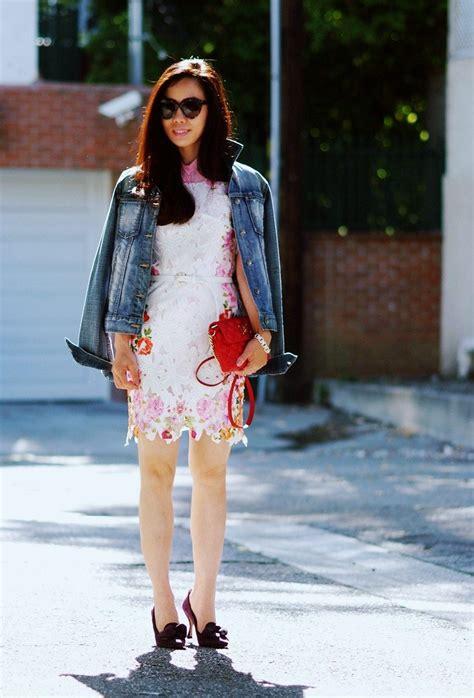 design dress prada lace floral lace dress and prada shoes 11 hallie daily