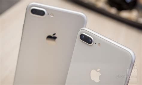 iphone 8 plus vs iphone 7 plus cameras compared phonearena
