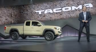 Tacoma Toyota 2016 Toyota Tacoma 2016 Teknikens V 228 Rld
