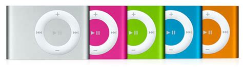 Ipod Shuffle Now In Color mp3 page 9 of 9