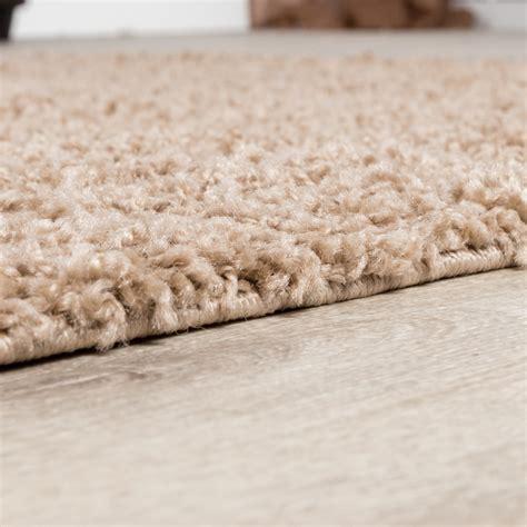 uni teppiche hochflor shaggy teppich preishammer uni einfarbig in beige