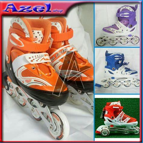 Sepatu Roda Anak Umur 7 Tahun jual sepatu roda anak azel shop