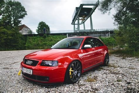 Tuning Audi S3 8l by Audi S3 8l Laserred Aigo Photography Flickr