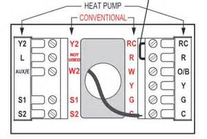 lennox ahu heat honeywell t stat wiring doityourself community forums