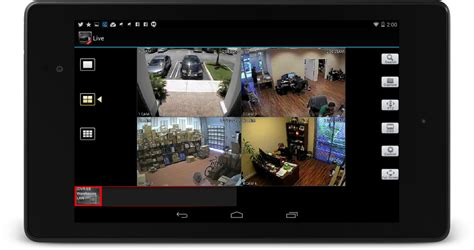 Cctv Android android security app