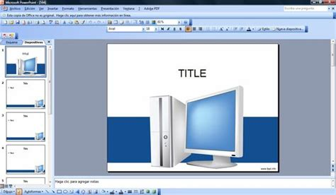 templates for powerpoint computer free computer powerpoint template