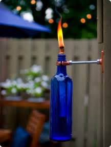 backyard torches 15 diy patio and garden projects to make