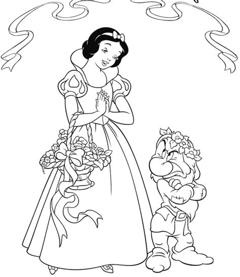 snow princess coloring pages princess coloring