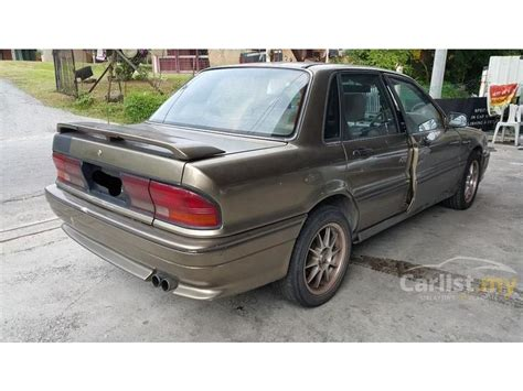 how to fix cars 1991 mitsubishi galant electronic toll collection mitsubishi galant 1991 super saloon 2 0 in selangor automatic sedan others for rm 13 800
