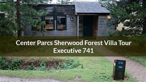 center parcs sherwood forest villa tour 741