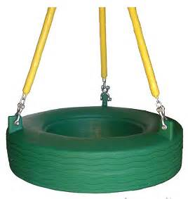 rubber tire swing playground elements 2 3 swings