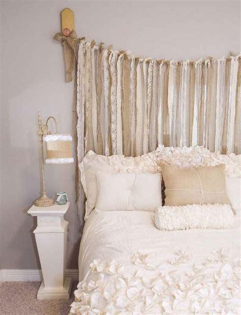 another twin bed idea burlap headboards bedrooms best 25 shabby chic headboard ideas on pinterest