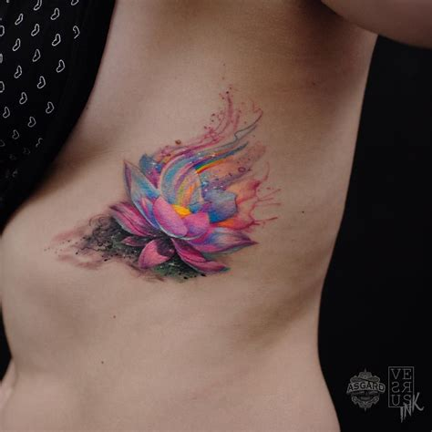 pin de lori rutledge en tattoo watercolor tatuajes