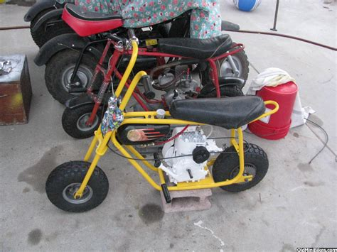 Tas Motor Mini Bike wanted keystone chainguards