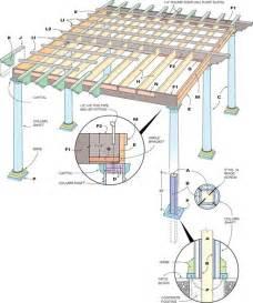 How To Build A Pergola Pdf by Pdf Pergola Build Plans Plans Free