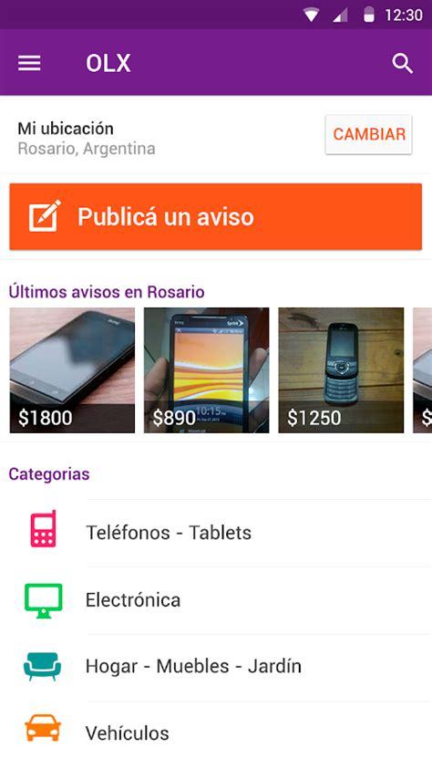 olx pgina principal olx clasificados gratis aplicaciones android en google play
