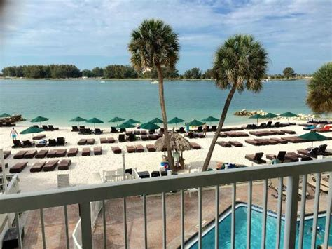 Wyndham Garden Clearwater by View From The Room Picture Of Dreamview Beachfront Hotel