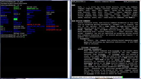 less pattern command line tutorial on linux commands linux command line interface