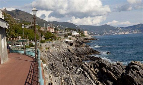 bagni medusa nervi tour excursion in nervi genoa from quarto and quinto