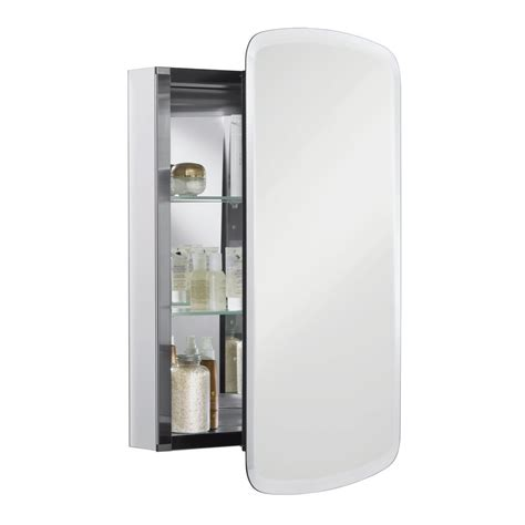 lowes kohler medicine cabinet shop kohler 20 in x 31 in rectangle surface recessed