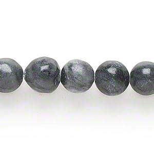 grey beading bead grey and black marble 8 10mm c