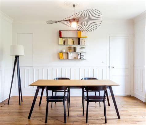 Intérieur Appartement Haussmannien by Rideau Jaune Et Gris