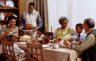 family at thanksgiving another black conservative happy thanksgiving from