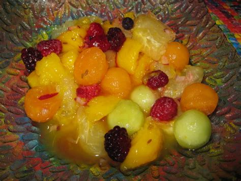 0 point fruit salad south of the border fruit salad 1 ww point recipe food