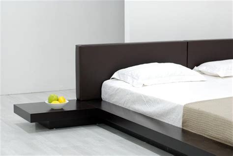 japanese style platform bed object moved