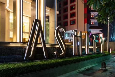ashley hotel jakarta penginapan mewah  wahid hasyim
