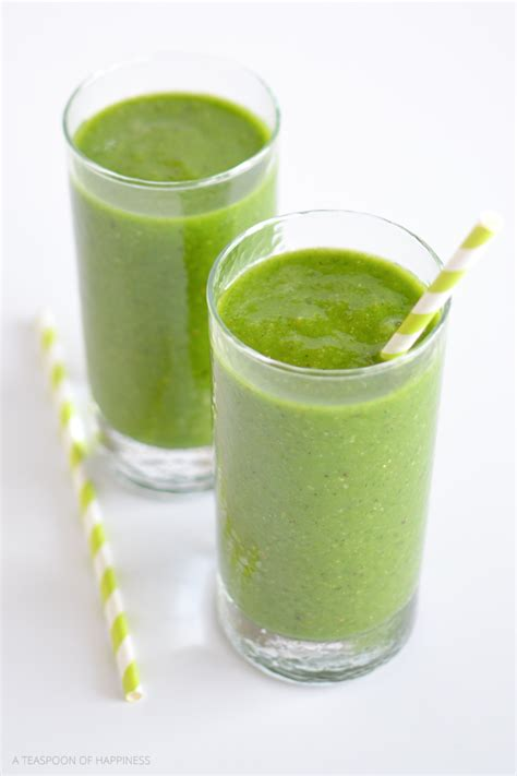 V Juice Apple Kiwi apple kiwi green smoothies simply whisked