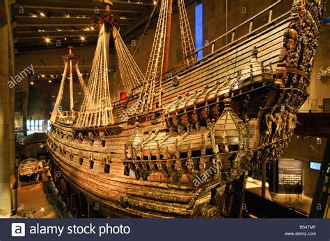 vasa stoccolma 17th century warship vasa on show at vasamuseet vasa